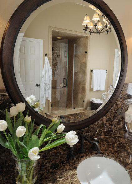 Traditional Bathroom by Carla Aston | Interior Designer
