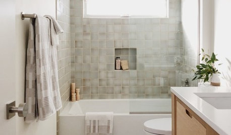 USA Bathroom Renovation Brings Back Mid-Century Modern