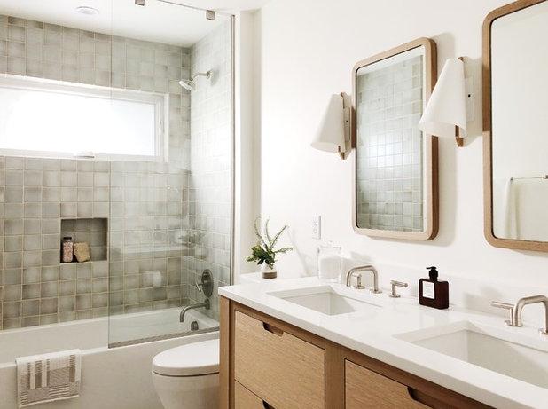 Contemporary Bathroom by Casework
