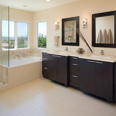 Modern Bathroom by Design Studio West
