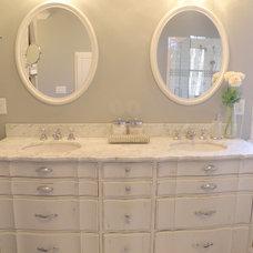 Eclectic Bathroom Master Bath Remodel