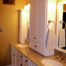 Traditional Bathroom Master Bath Remodel