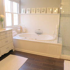 Eclectic Bathroom Master Bath Remodel