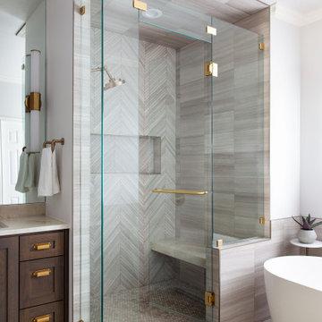 Master Bath Remodel in Northwest Hills