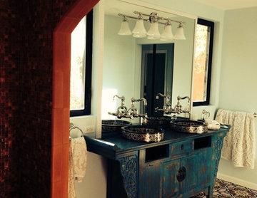 Master Bath Remodel: La Crescenta, CA