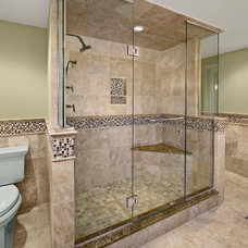 Traditional Bathroom by Master Remodelers Inc.