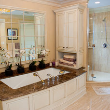 Traditional Bathroom by Paul R. Maina Builders
