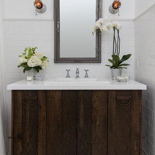 MASTER BATH REMODEL | Vintage Inspired Master Bath Remodel