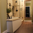 Bathroom remodels before and after Bathroom remodeling akron ohio