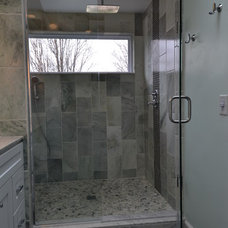 Bathroom by Remodeling and Painting Experts Inc.