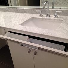 Contemporary Bathroom Master Bath Reno