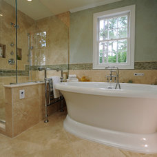 traditional bathroom by KW Cowles Design Center, LLC