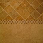 Bellamore Mediterranean Bathroom Milwaukee By