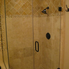 Mediterranean Bathroom by Construction Owl