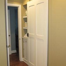 Traditional Bathroom by Daniel Ebner Architects, Inc.