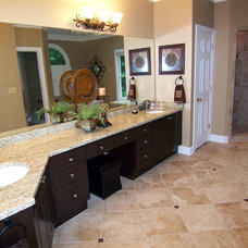 traditional bathroom by Divine Redesigns, Home Staging and Redesign