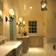 Traditional Bathroom Master bath renovation