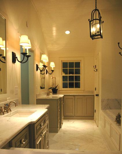 Traditional Bathroom Master bath renovation