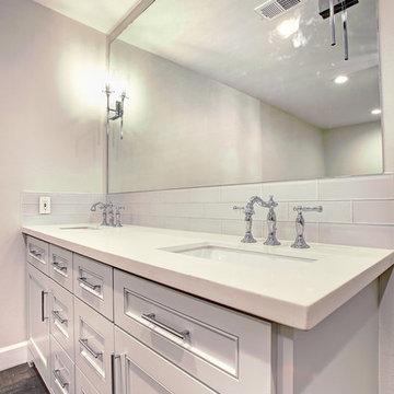 Master Bath Renovation in Houston's Braeburn Valley