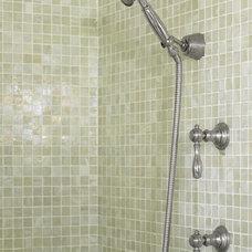 Traditional Bathroom by Liz Williams Interiors