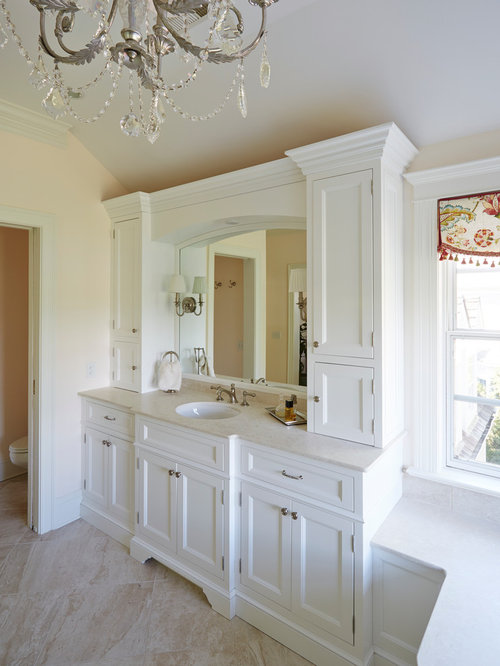 Best shabby chic style baltimore bath design ideas for Bath remodel baltimore