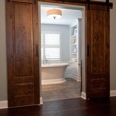 Traditional Bathroom by Liston Construction Company, Inc.