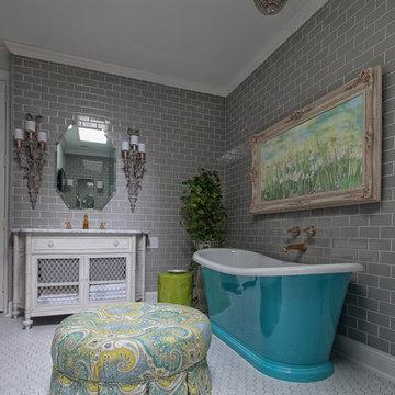 Master Bath Retreat, Newnan GA