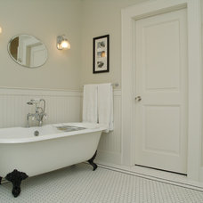 Traditional Bathroom by Rick O'Donnell Architect