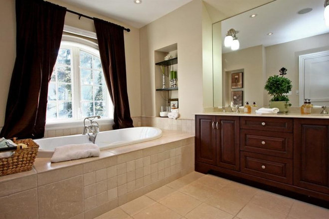 Contemporary Bathroom by Somers & Company Interiors,  Gillian Somers