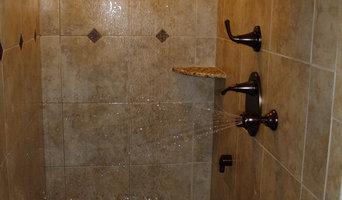 master bath  spa