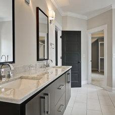 Contemporary Bathroom by Tarl LaRocco Designs