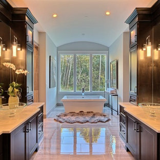 . 10 Ft Ceiling Bathroom Ideas   Photos   Houzz