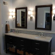 Modern Bathroom by The Lifestyle Group Inc.