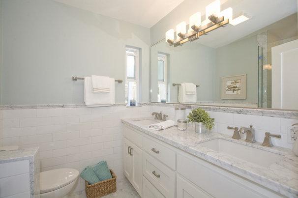 Contemporary Bathroom by Stewart Thomas LLC