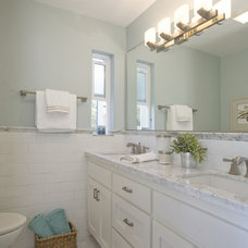 Contemporary Bathroom by Pacific Management LLC