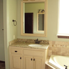 Traditional Bathroom Vanities And Sink Consoles by Tillison Cabinet Company Inc.