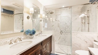 MASTER BATH TOWN HOME  RENOVATION-Cherry Creek Denver
