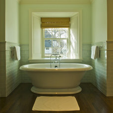 Traditional Bathroom by RWA Architects