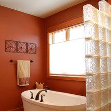 Bathroom by Cathy Driftmier