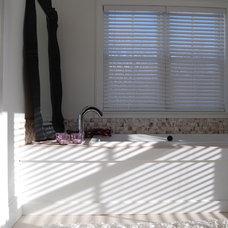 Contemporary Bathroom by studio m  |  design