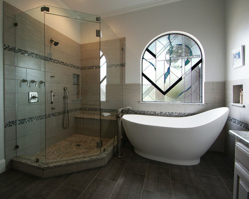 Master bath update for Updated master bathrooms