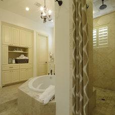 Traditional Bathroom by Van Wicklen Design