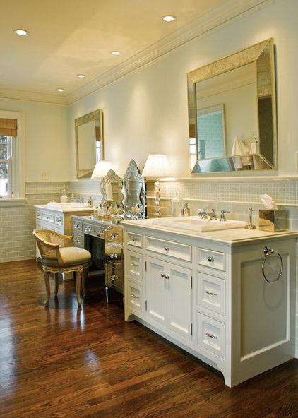 Traditional Bathroom by RWA Architects