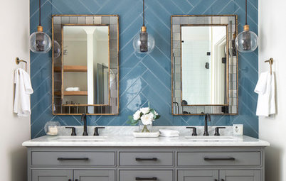 Your Guide to a Transitional-Style Bathroom