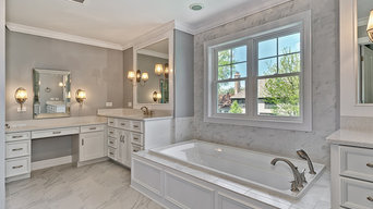 Master Bath-Western Suburbs of Chicago