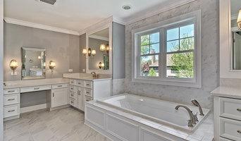 Master Bath-Western Suburbs of Chicago