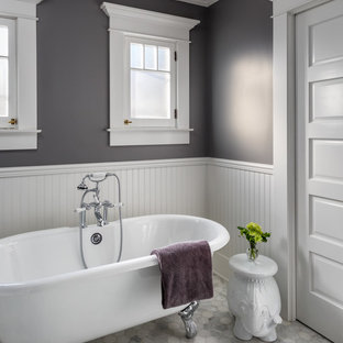 master bath with Cheviot tub