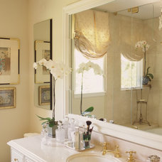 Traditional Bathroom by Moore About... Design