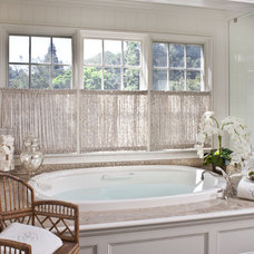Traditional Bathroom by Dayna Katlin Interiors