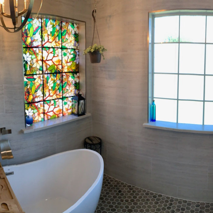 Master Bath and Wet Room
